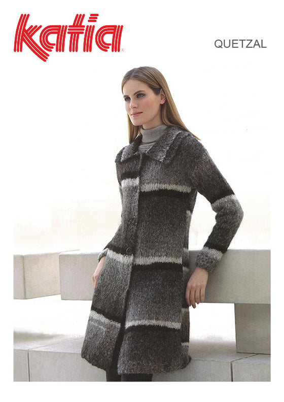 TX459 Quetzal Long Jacket