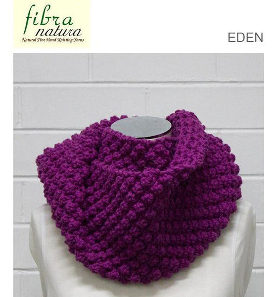 TX508 Eden Blackberry Stitch Cowl