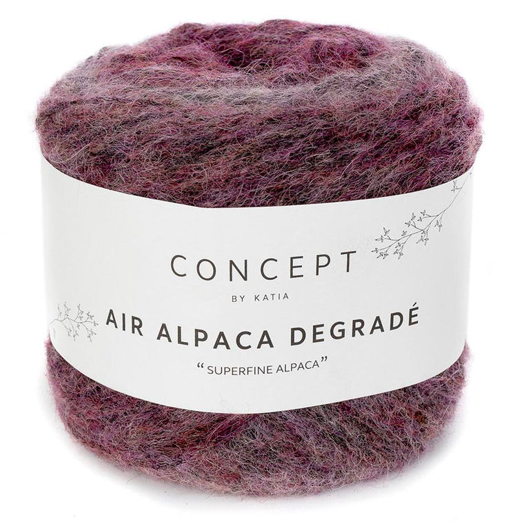 AIR ALPACA DEGRADÉ