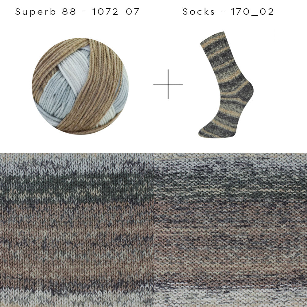Superb 88 + Socks
