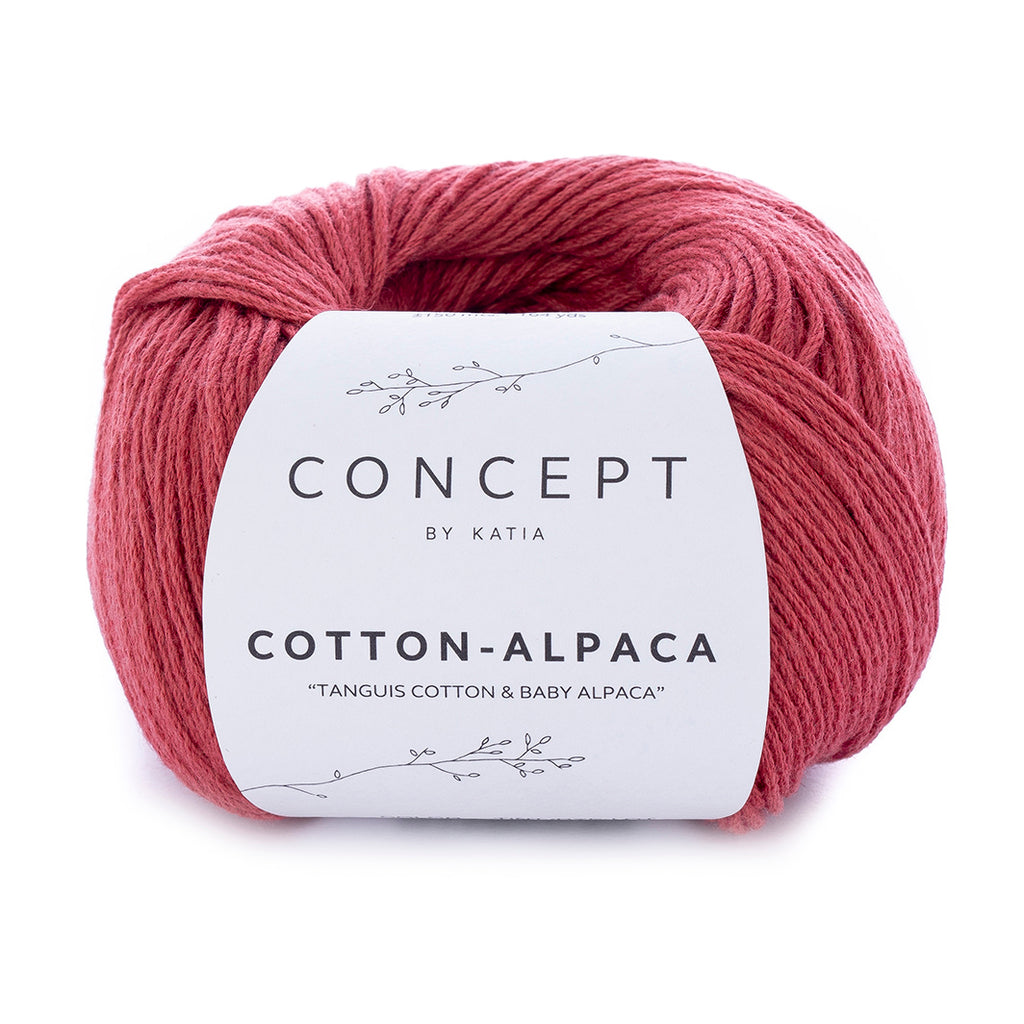 COTTON ALPACA