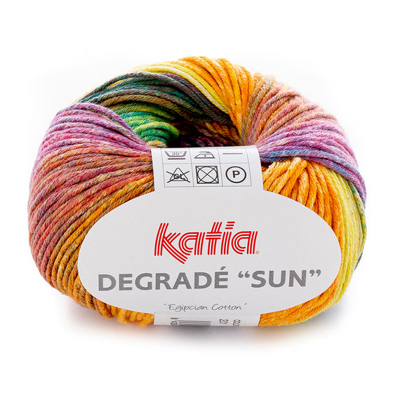 degrade sun katia