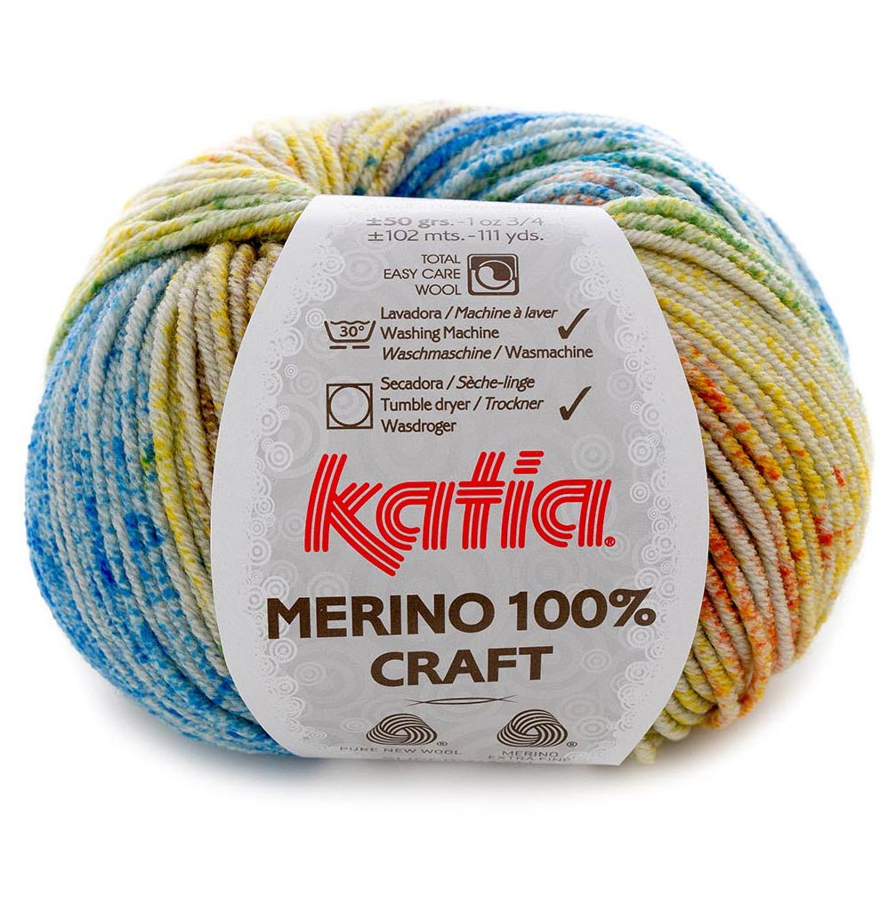 MERINO 100% CRAFT