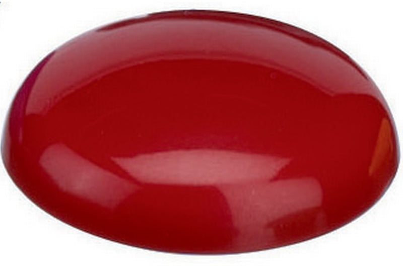 Magnetic Buttons 20mm Red Card 10 Pack