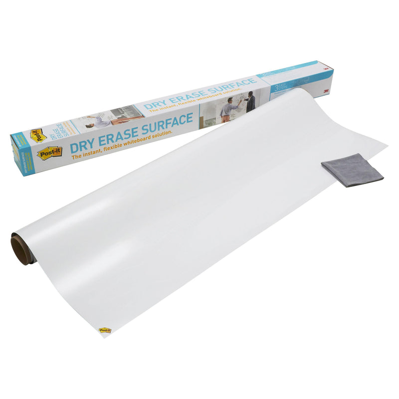 Dry Erase Surface DEF4X3, 1200 x 900mm White