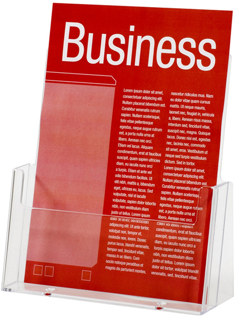 Brochure Holder A5 Single Tier