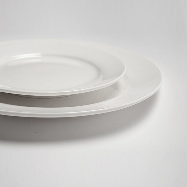 Dinner Plate China 260mm White