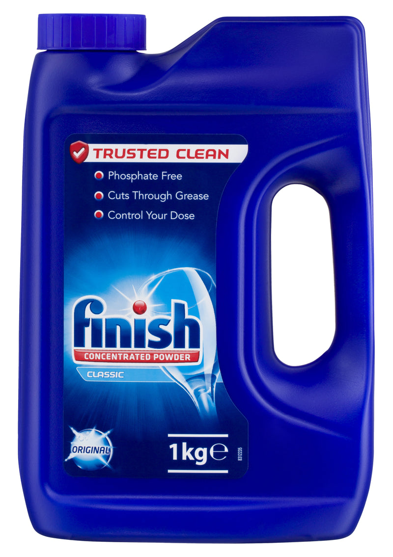 Finish Dishwash Powder Concentrate 1kg