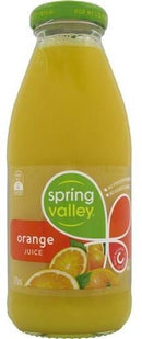 Spring Valley 375ml Orange Juice