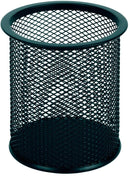 Esselte Pencil Cup Mesh Black