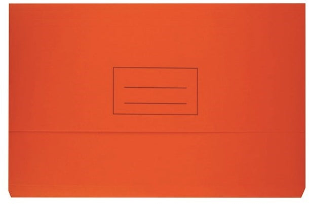 Document Wallet Slimpick Orange