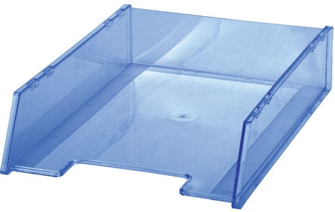 Document Tray Tint Blue