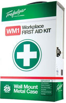 St John First Aid Kit 677501 National Standard Workplace Wall Mounted Each