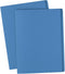 Manilla Folder Foolscap Dark Blue 100 Pack