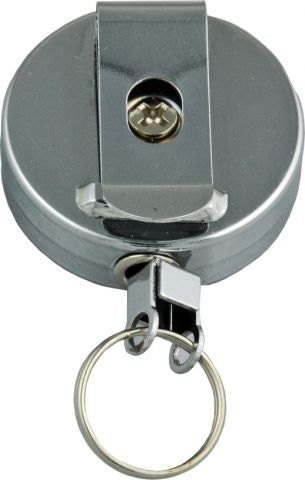 Retractable Metal Case Key Holder