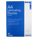 Laminating Pouches A4 2x80mic 100 Pack
