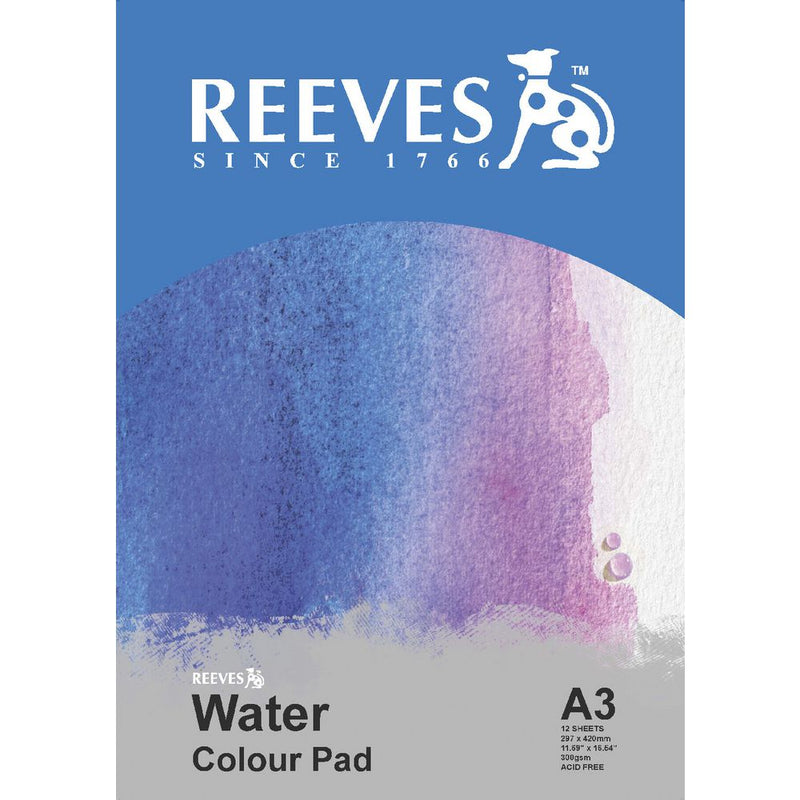 Painting Pad Water Colour 0312410 A3 Rough Texture