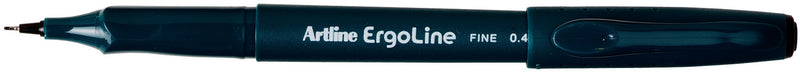 Artline 3400 0.4 Fine Black Ergoline Each