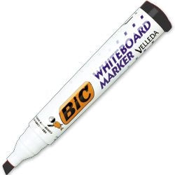 BIC Whiteboard Marker Chisel Blue
