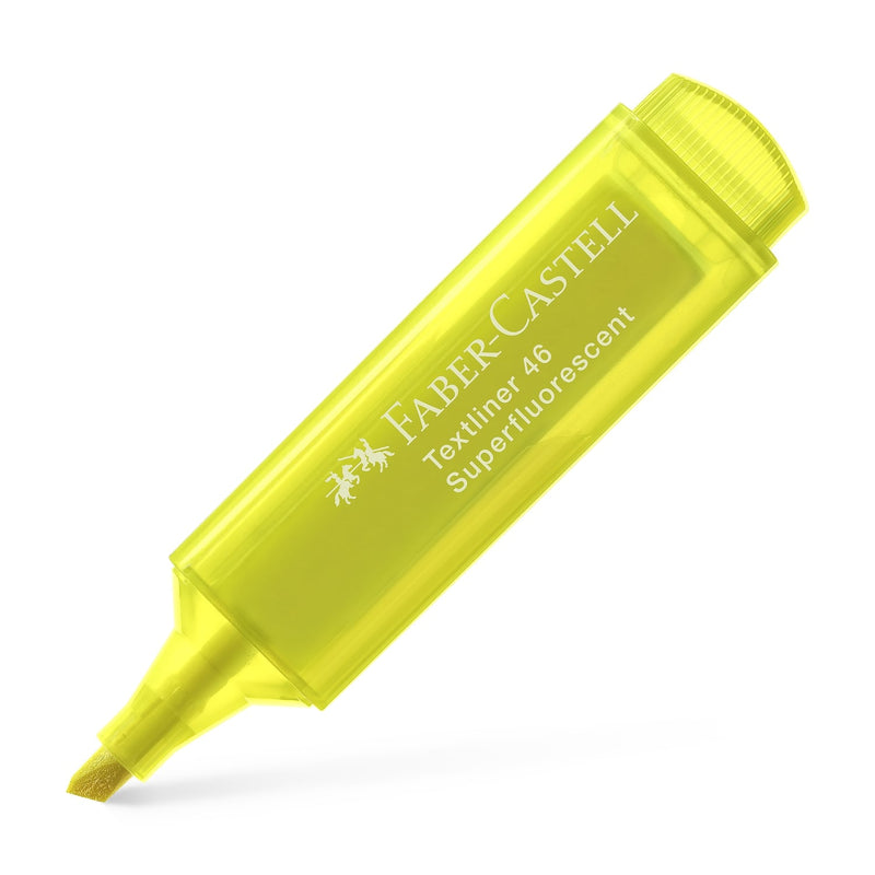 Faber-Castell Textliner 46 Ice Superfluorescent Yellow