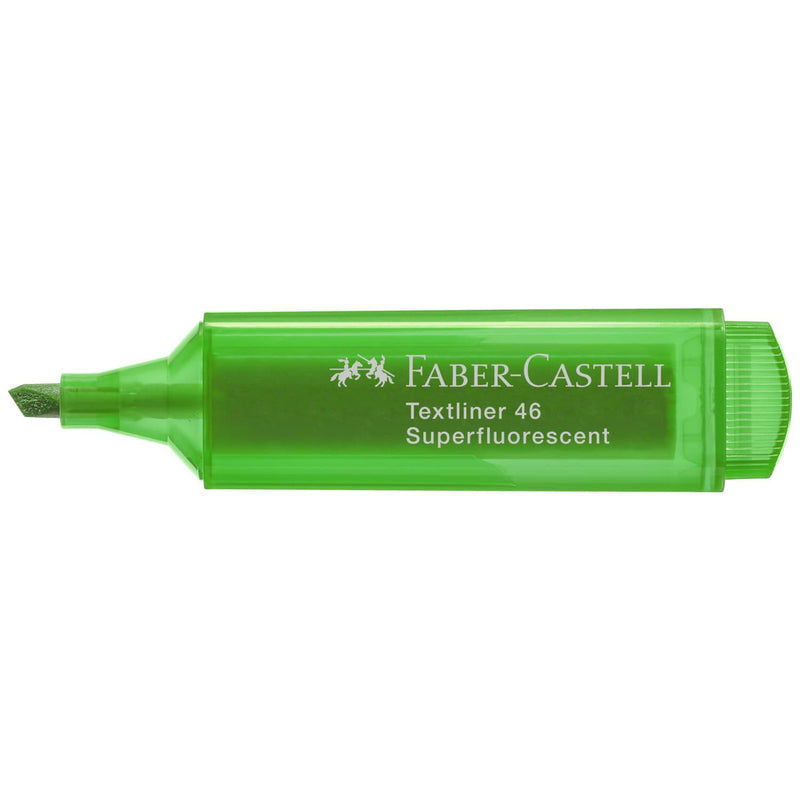 Faber-Castell Textliner 46 Ice Superfluorescent Green