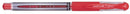 Uniball UM151 DX 0.7 Gel & Grip Red Pen