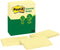 Post It 655 76x127 Yellow 12 Pack