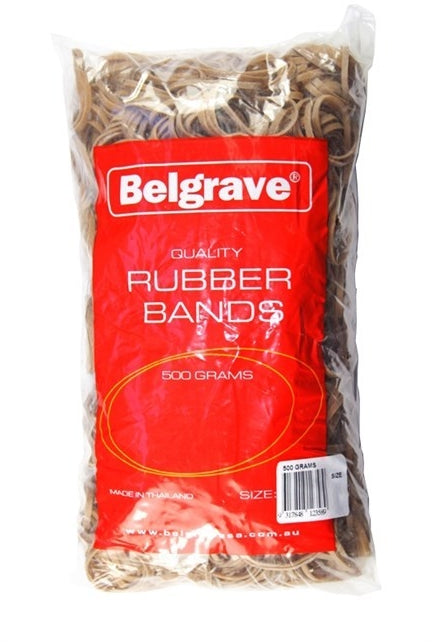 Rubber Bands 500gm
