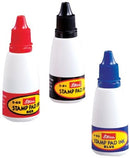Shiny S62 Ink 28ml Red For Self Inking Stamp