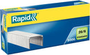 Rapid 26/6 5000 Pack Staples