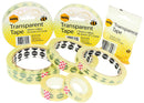 Transparent Office Tape 12x33