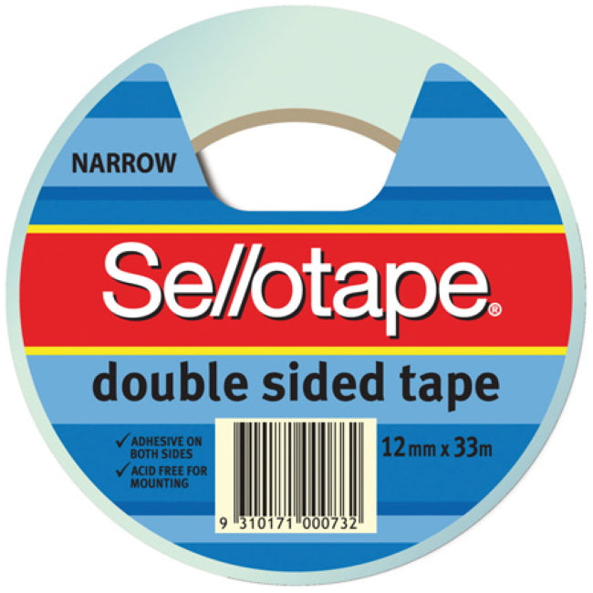 Sello 404 Double Sided Tape 12x33