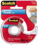 Mounting Poster Tape 109 Removable 19mm x 3.8m