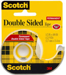 Tape 137 Double Sided 12.7mm x 11.4m Dispenser