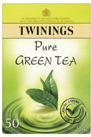 Twinings Pure Green Tea Teabags 50 Pack