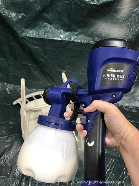 Paint Sprayer Workshop Thursday, February 27th @10:30am