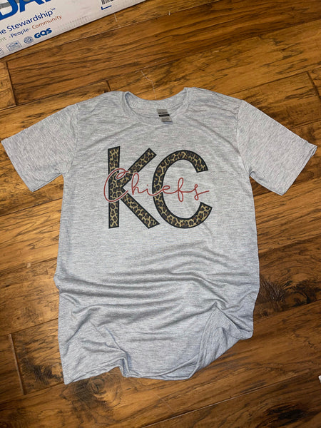 KC Cheetah Tee