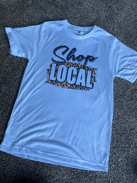 Shop Local Shirt
