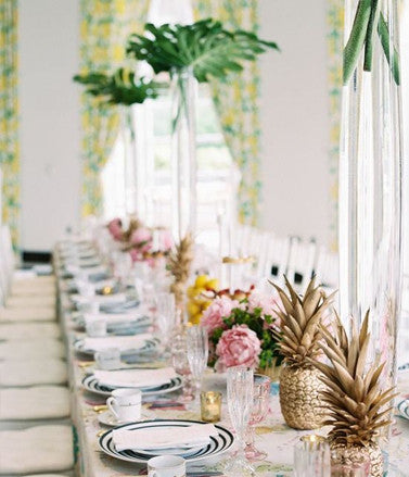 8 Trending Ideas for a Tropical Wedding
