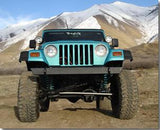 Competition 4x4 - Standard Duty Front Bumper - Comp4x4