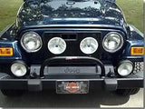 Jeep Wrangler Classic Hoop Brush guard - Comp4x4