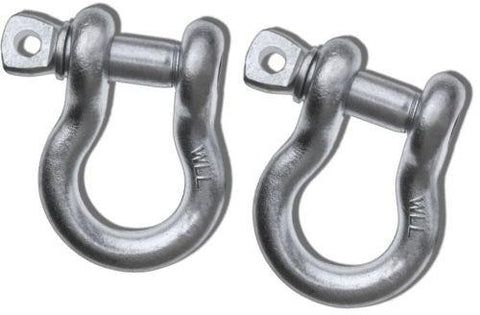 Screw Pin Anchor Shackle - clevis / d-ring - Comp4x4