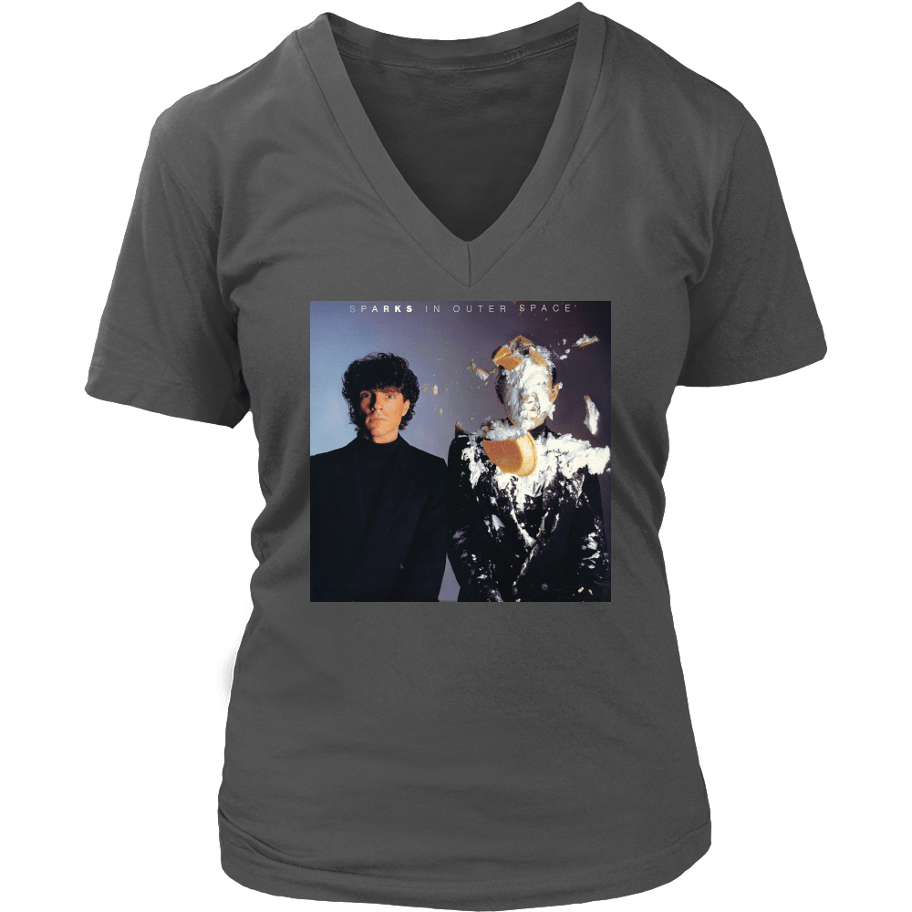 Sparks In Outer Space women's shirt