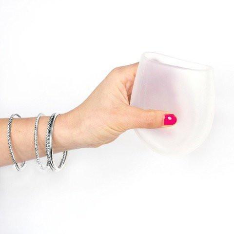 Silicone Wine Glasses - over 50% off!