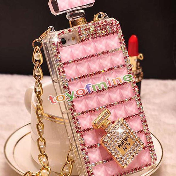 Luxury Bling Crystal Rhinestone Phone Case For iPhone/Samsung