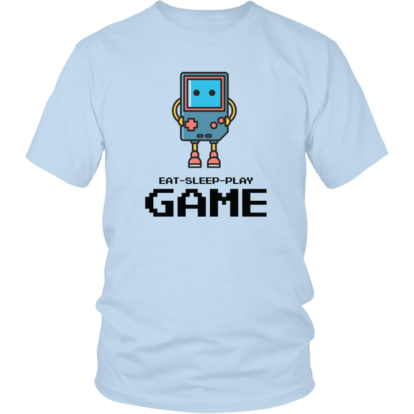 Eat Sleep Play Game Shirt