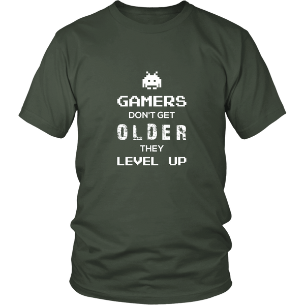Gamers Don't Get Older shirt