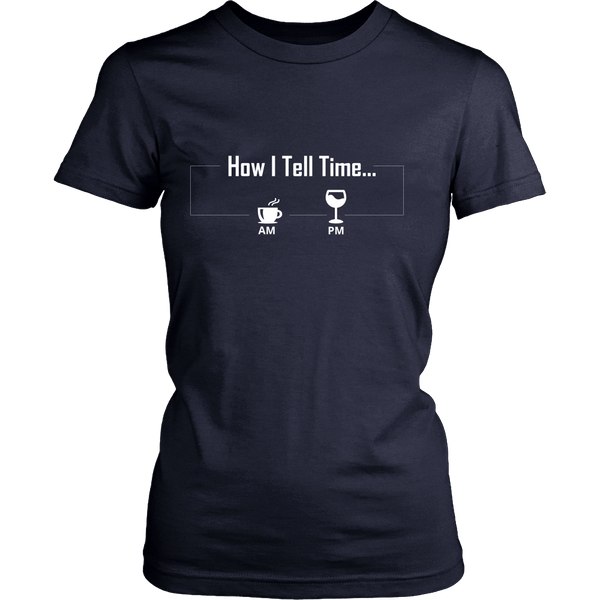 How I Tell Time Shirt