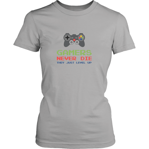 Gamers Never Die Shirt