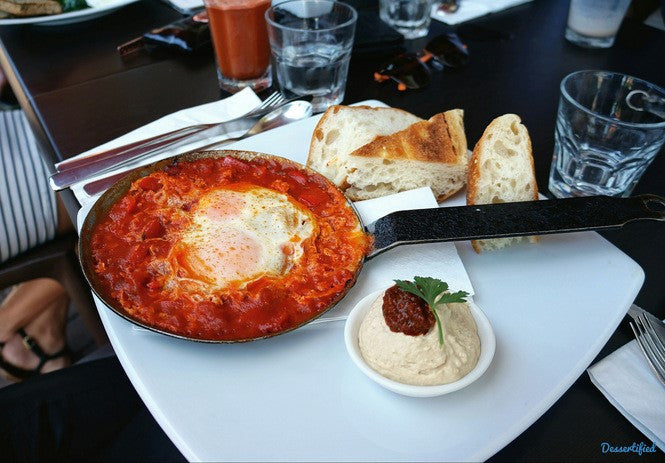 Best in Brunch: Trio Cafe, Bondi